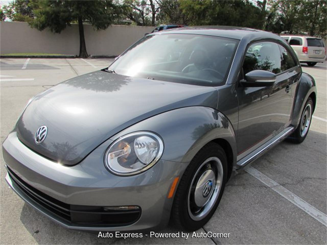 Large Picture of '12 Beetle - OVY0