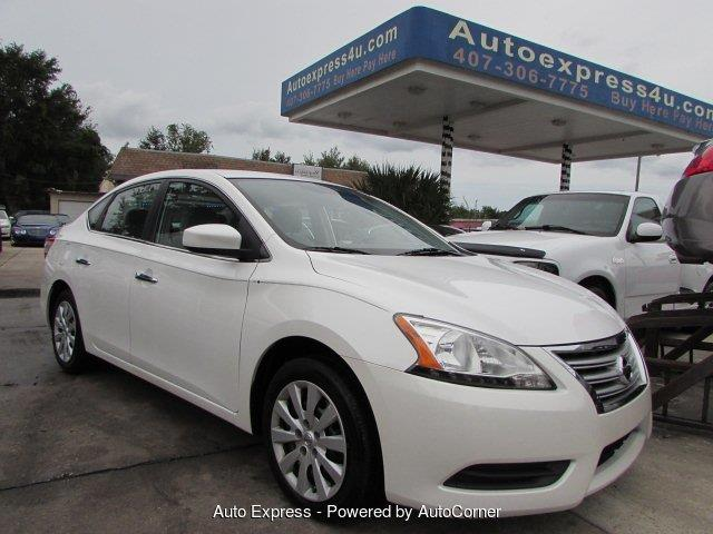 Picture of '13 Sentra Offered by  - OVY1
