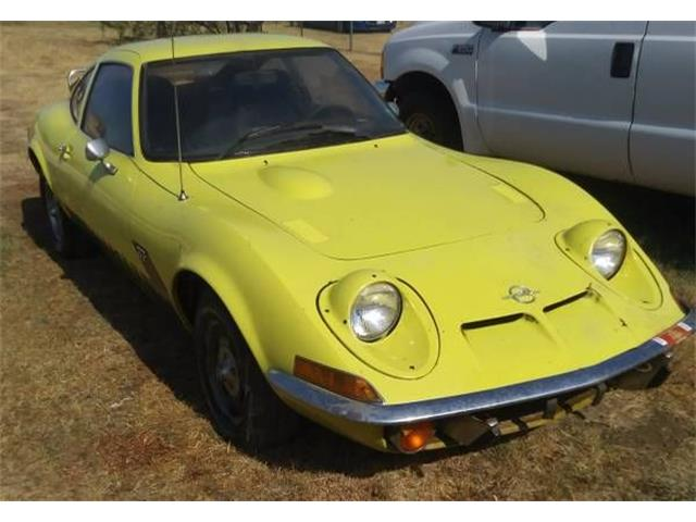 Picture of Classic 1970 Opel GT located in Michigan Offered by  - OVYC