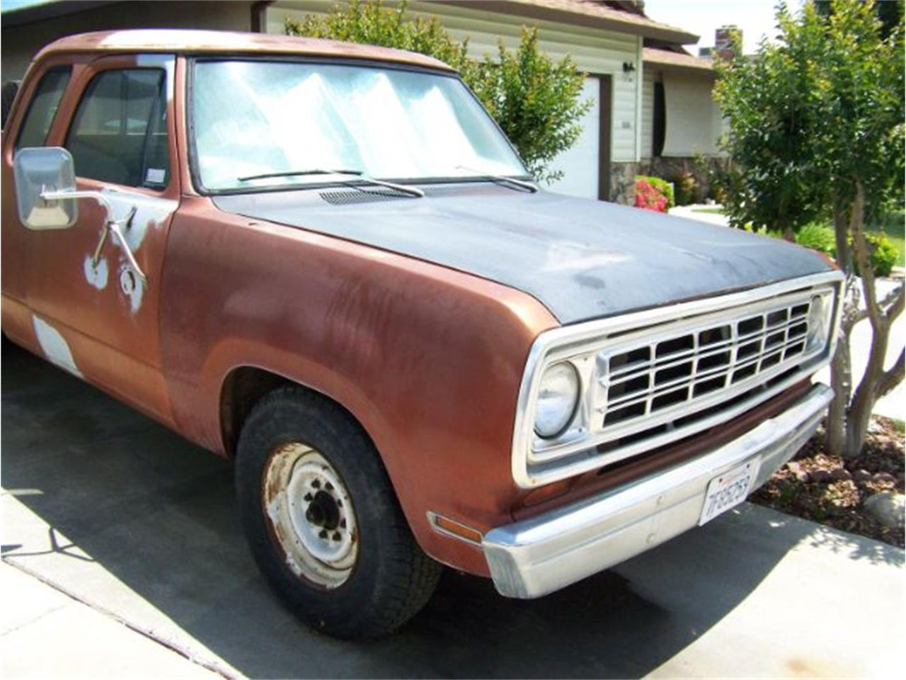 Large Picture of Classic '73 Dodge D200 - OVYM