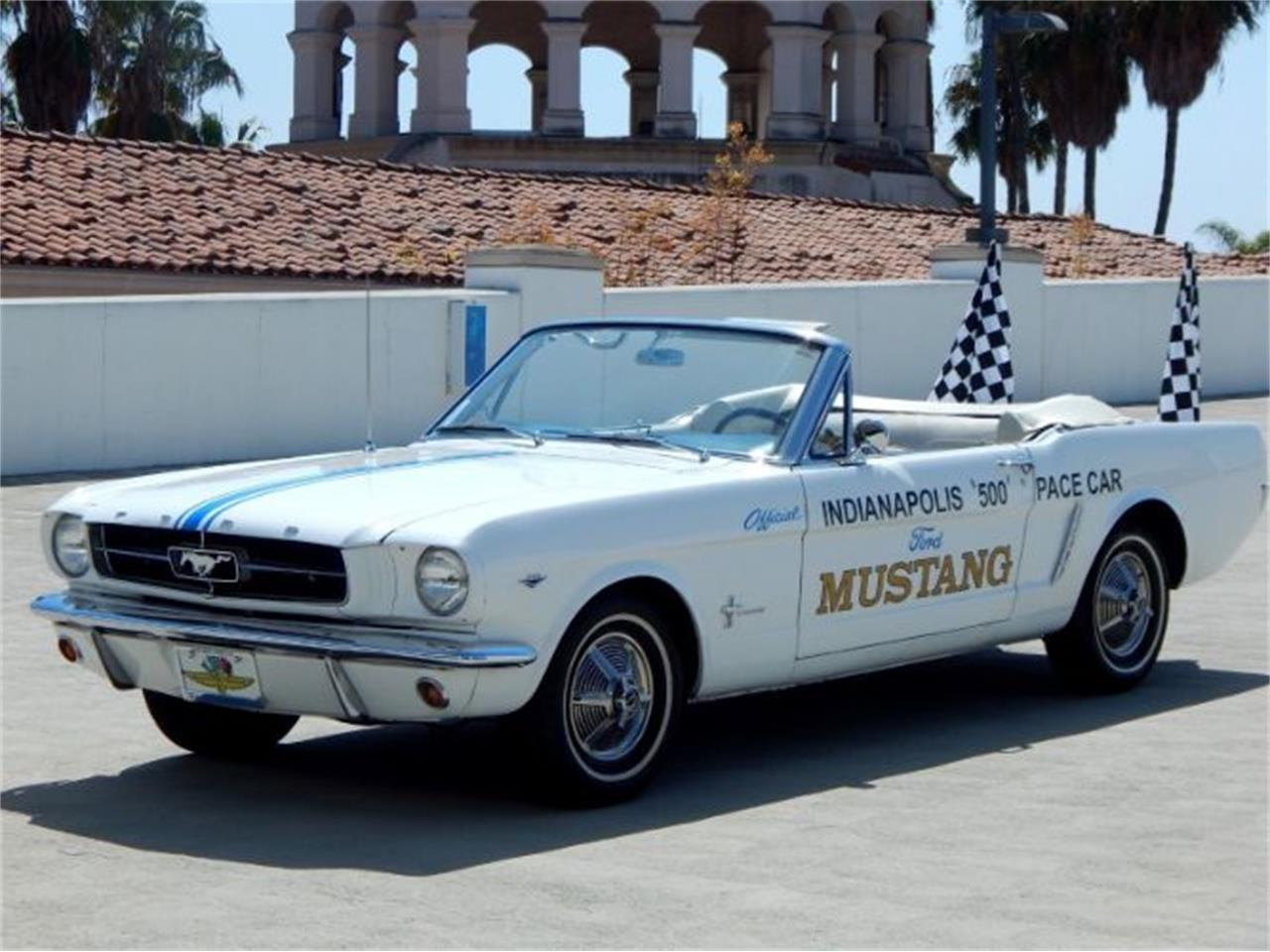 Large picture of 65 mustang ovyn
