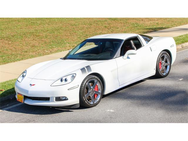 Picture of '08 Chevrolet Corvette located in Maryland - $28,990.00 Offered by  - OVZ2