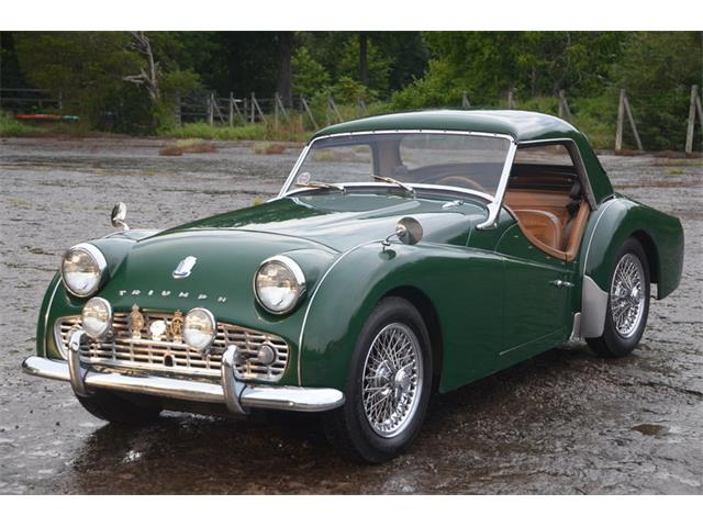 Picture of '62 TR3 - OVZE