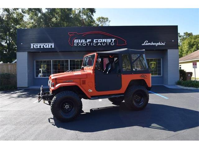 Picture of 1977 Toyota Land Cruiser FJ40 located in Mississippi Offered by  - OVZO