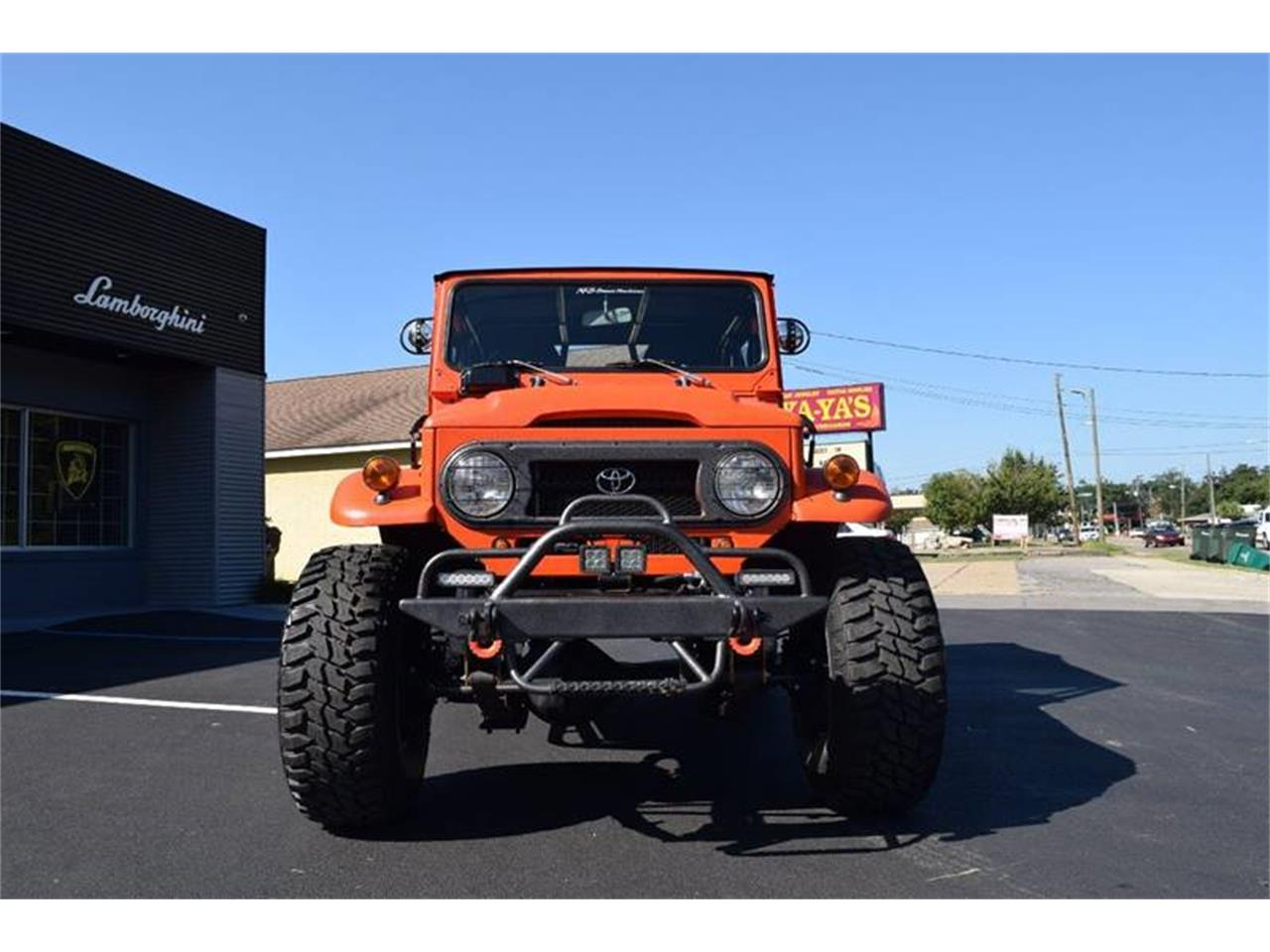 Large Picture of '77 Land Cruiser FJ40 - OVZO