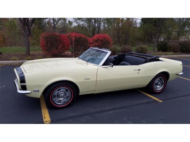 Picture of Classic 1968 Chevrolet Camaro located in Elkhart Indiana - $19,995.00 Offered by  - OVZW