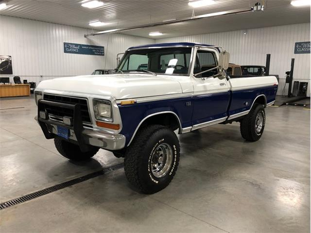 Picture of '75 F250 - OW00