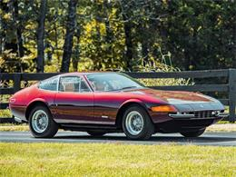 Picture of Classic '72 365 GTB/4 Daytona Berlinetta Auction Vehicle Offered by RM Sotheby's - OW0C