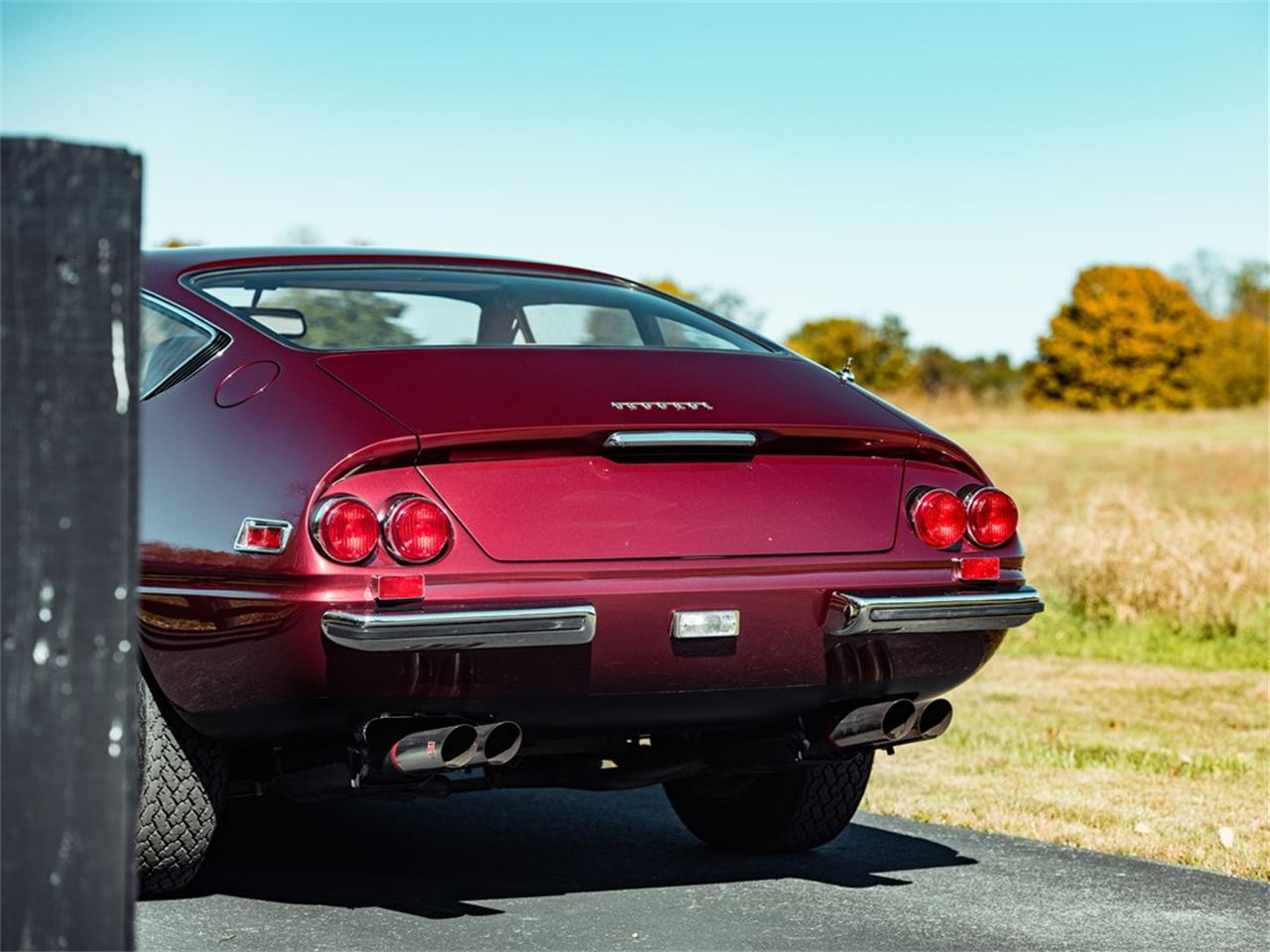 Large Picture of 1972 365 GTB/4 Daytona Berlinetta Auction Vehicle - OW0C