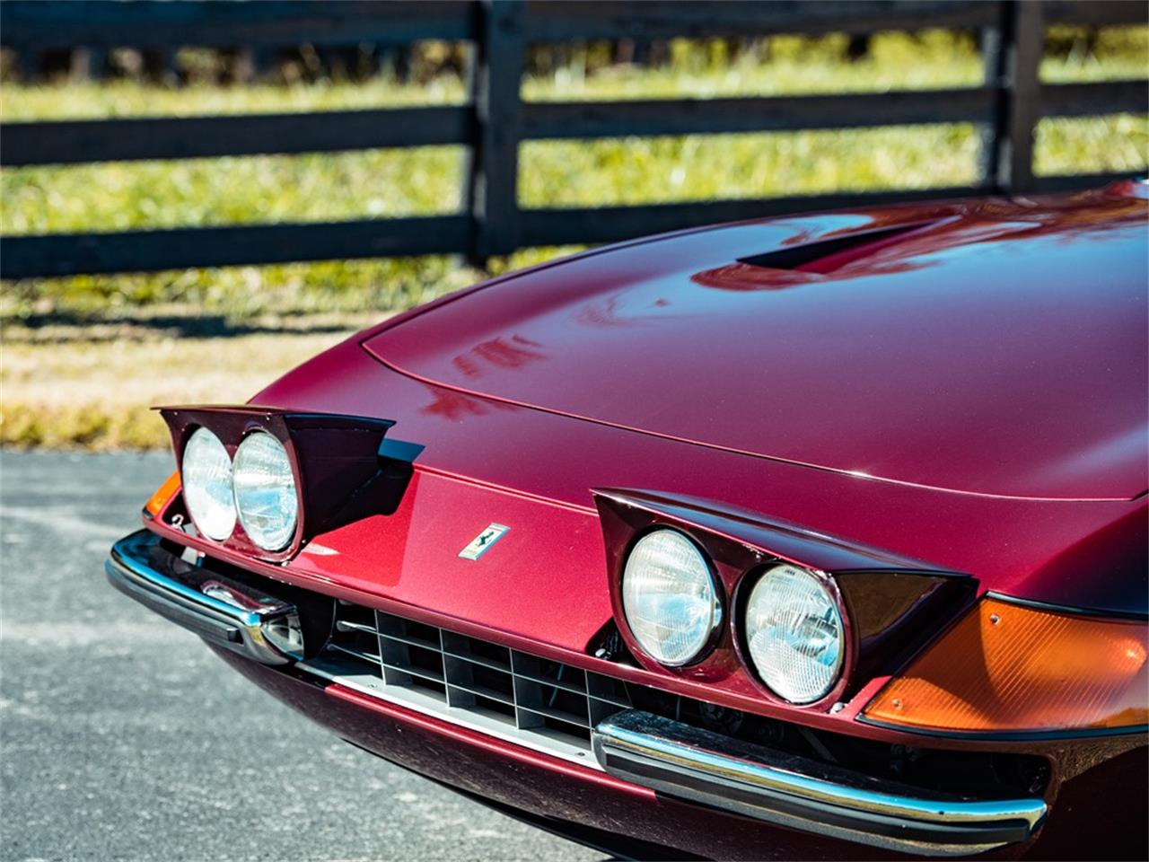 Large Picture of 1972 365 GTB/4 Daytona Berlinetta located in California - OW0C