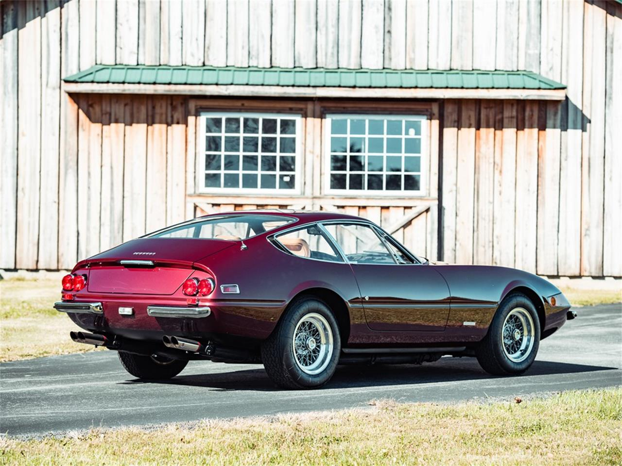 Large Picture of Classic '72 365 GTB/4 Daytona Berlinetta located in California - OW0C