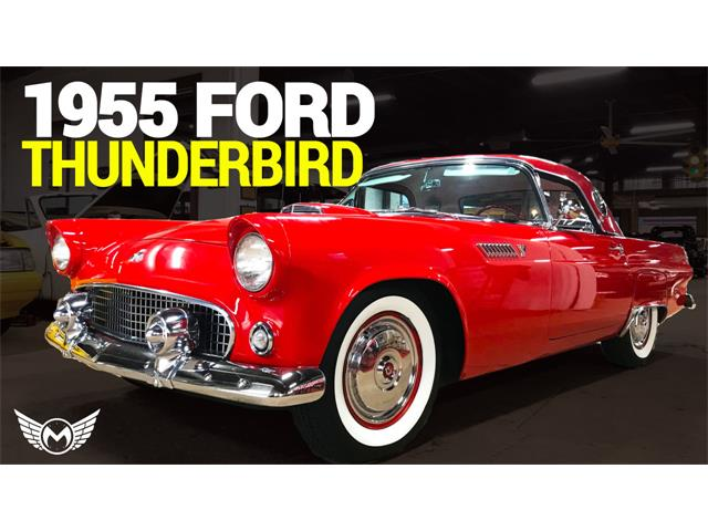 Picture of '55 Thunderbird - OV5P