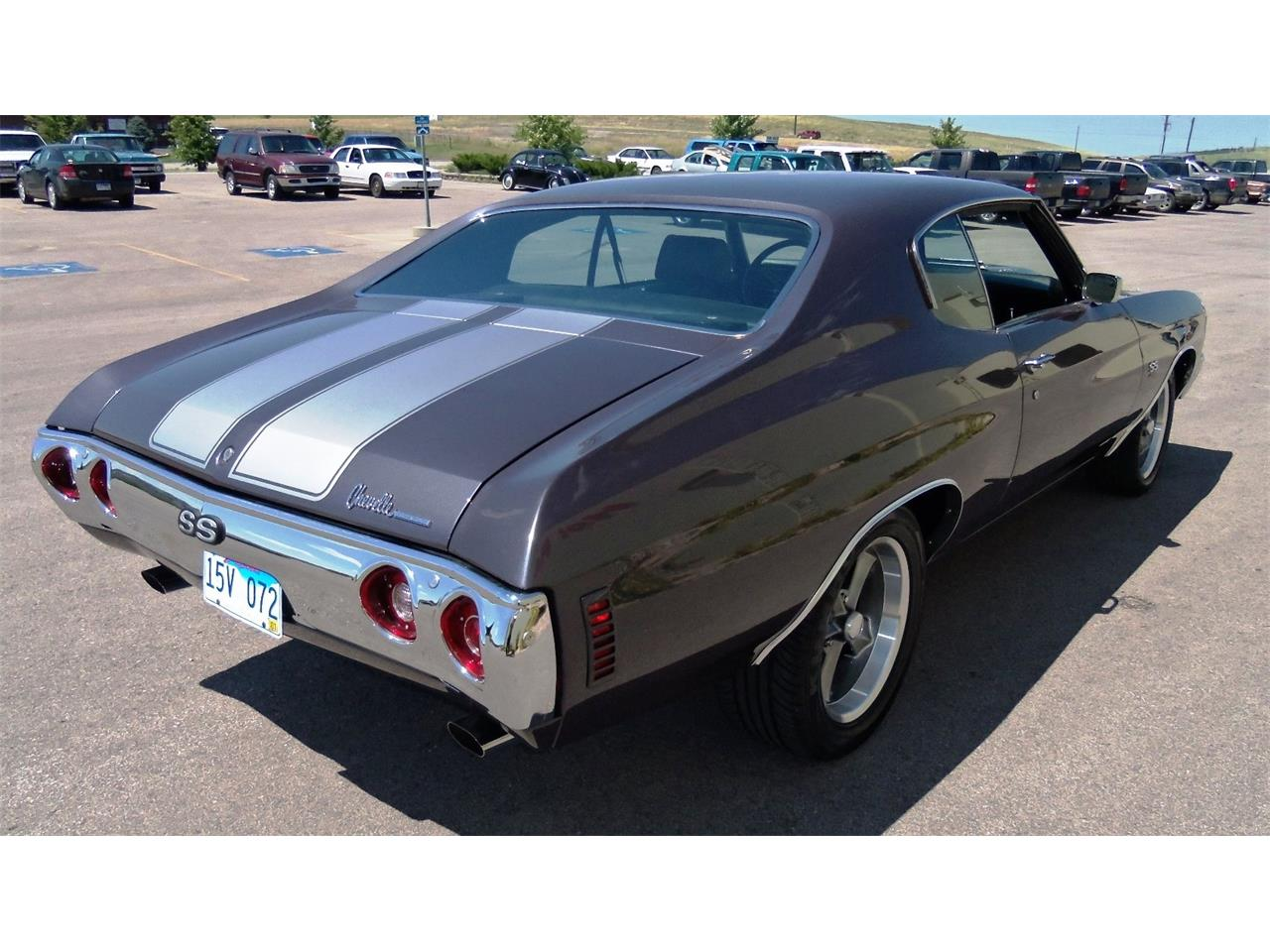 Large Picture of 1972 Chevrolet Chevelle SS located in South Dakota Offered by a Private Seller - OW11