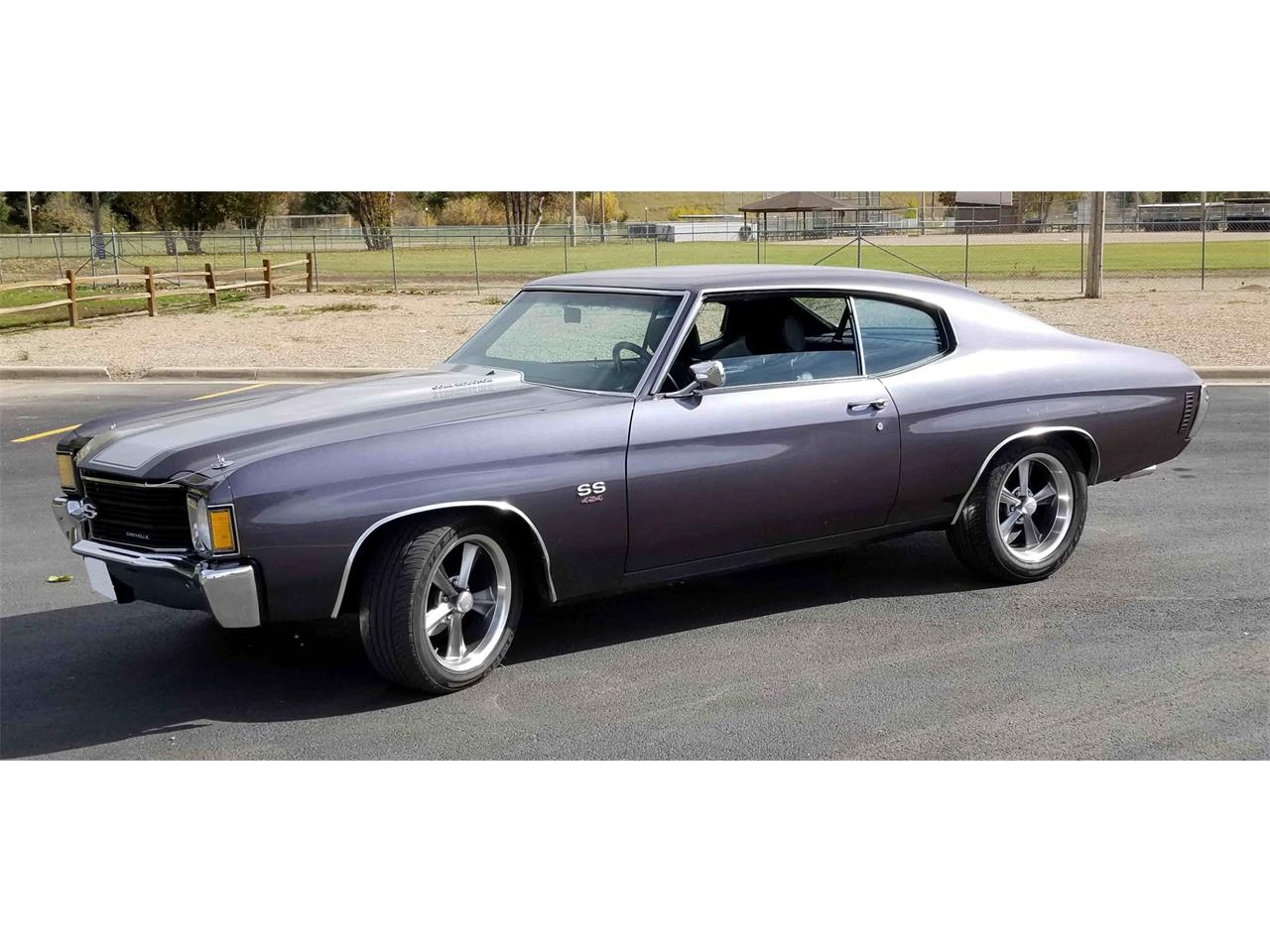 Large Picture of Classic 1972 Chevrolet Chevelle SS - $35,000.00 Offered by a Private Seller - OW11