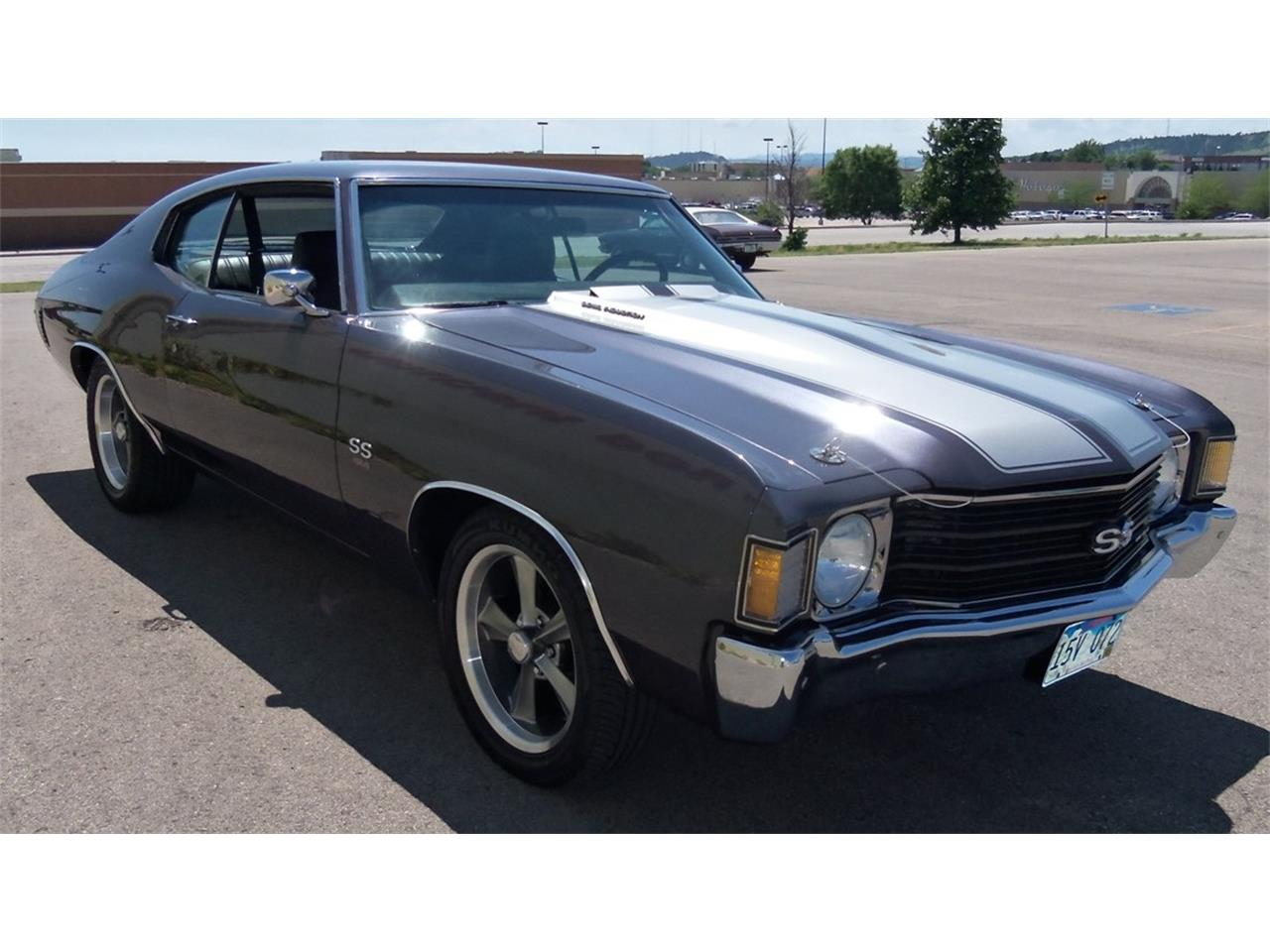 Large Picture of Classic 1972 Chevelle SS - $35,000.00 - OW11
