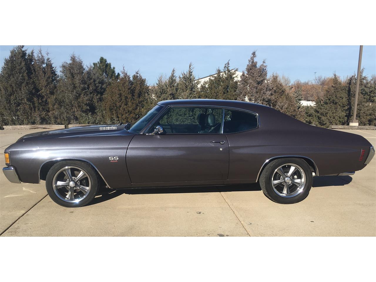 Large Picture of 1972 Chevrolet Chevelle SS located in South Dakota - OW11