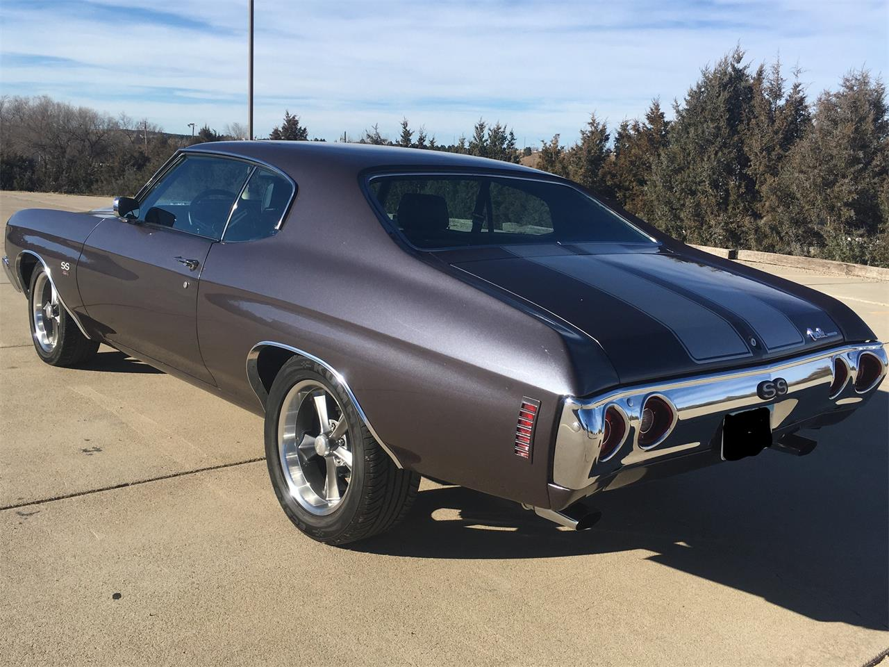 Large Picture of Classic '72 Chevrolet Chevelle SS located in South Dakota - $35,000.00 - OW11