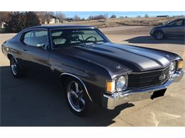 Picture of '72 Chevelle SS located in Belle Fourche South Dakota - OW11