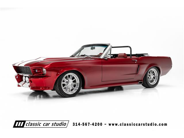 Picture of '67 Ford Mustang - $79,500.00 Offered by  - OW1E