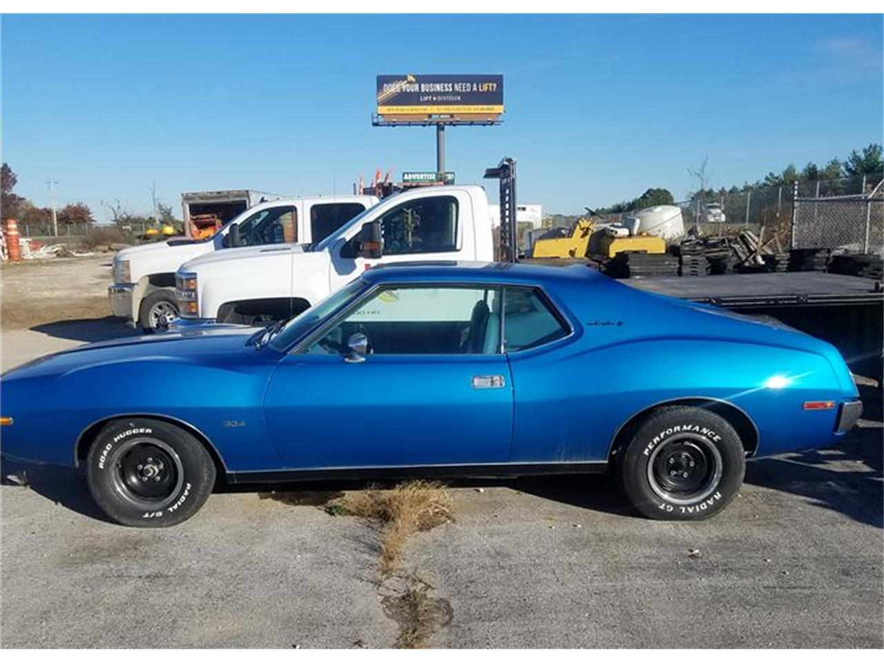 Large Picture of '73 Javelin - OW1G