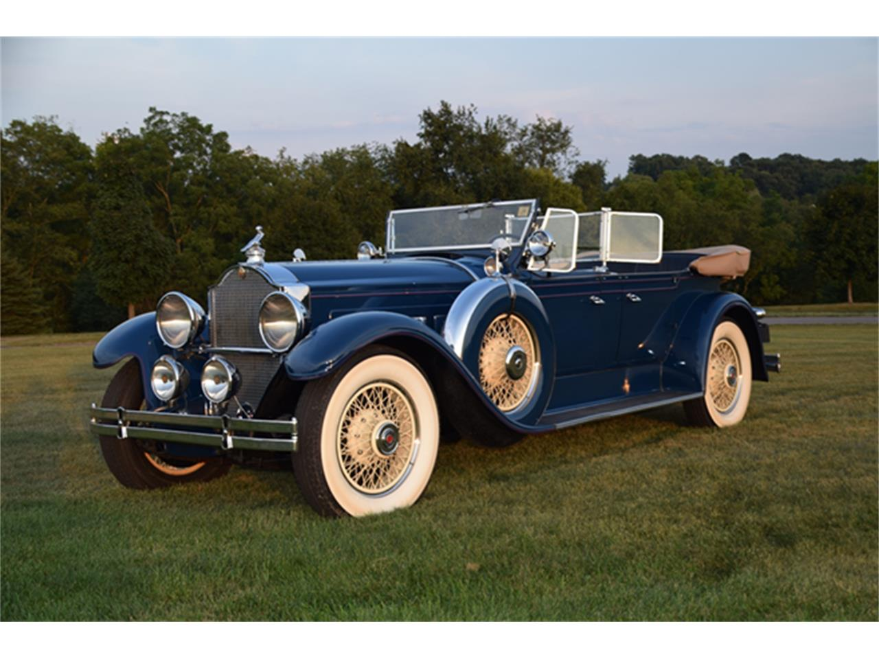 1929 Packard Custom Eight For Sale Classiccars Com Cc