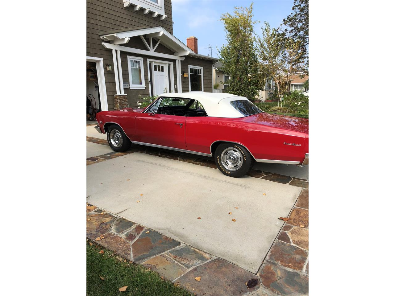 Large Picture of '66 Chevrolet Chevelle Malibu SS located in Westchester California Offered by a Private Seller - OW1I
