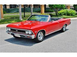 Picture of 1966 Chevelle Malibu SS - $45,000.00 Offered by a Private Seller - OW1I
