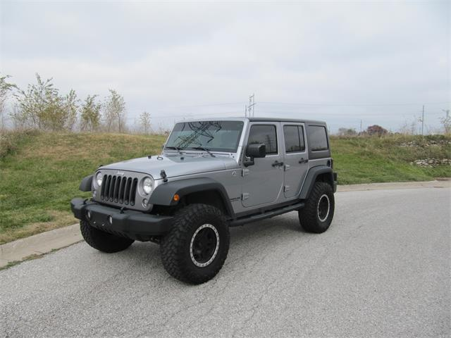 Picture of '15 Wrangler - OW1M