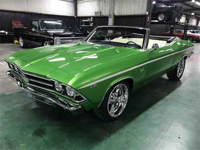 Picture of '69 Chevelle - OW1R