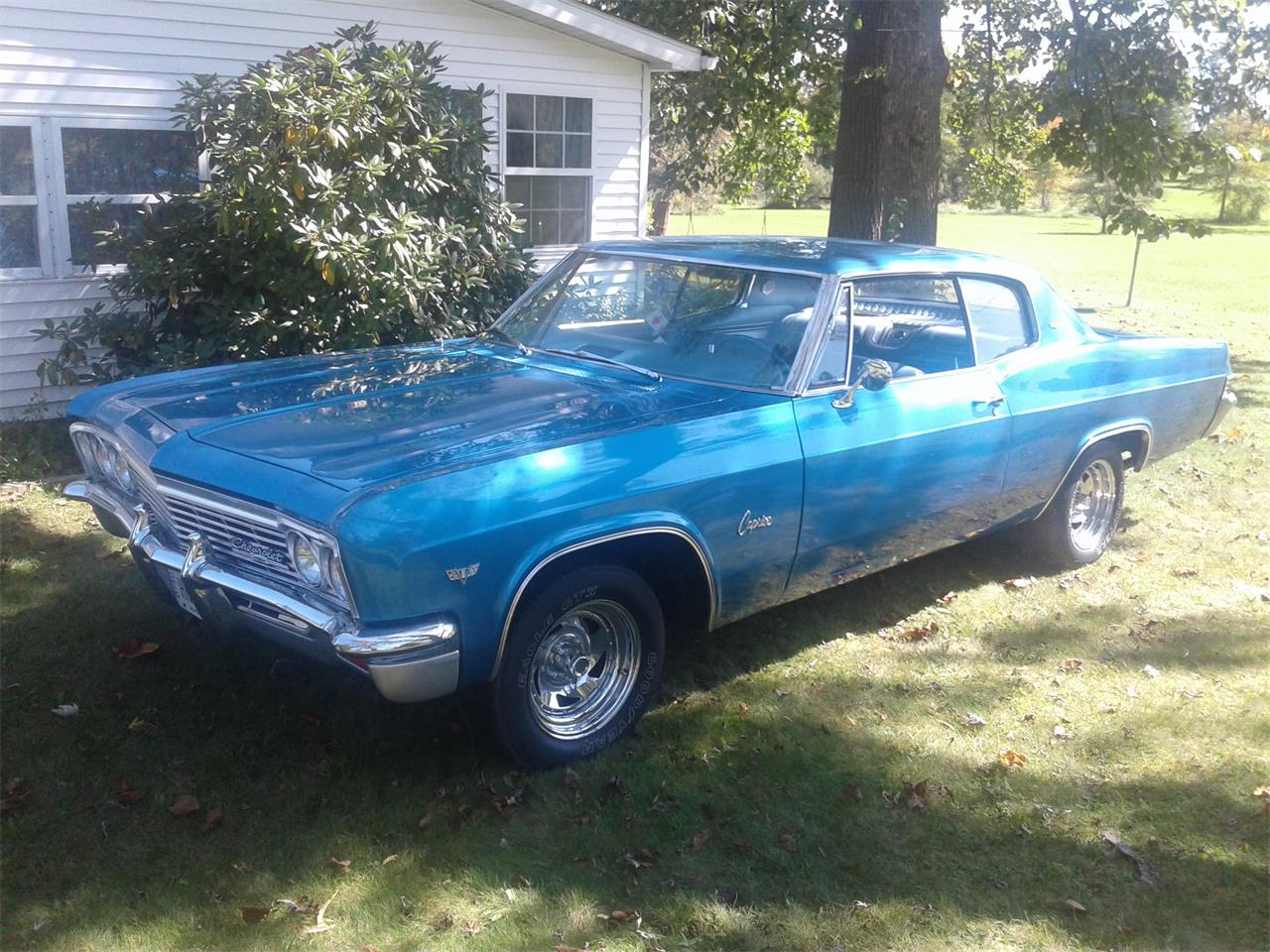 1966 Chevrolet Caprice For Sale Cc 1160128 Chevy Parts Large Picture Of 66 Ov5s