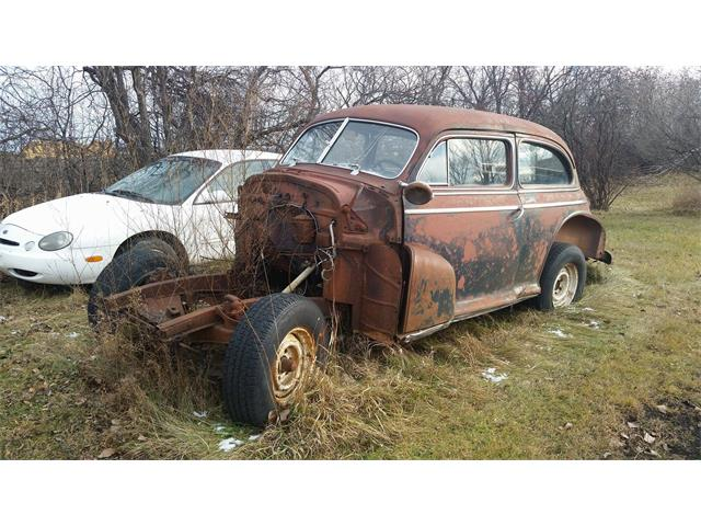 Picture of 1942 Chevrolet Sedan - $2,000.00 Offered by  - OW1U