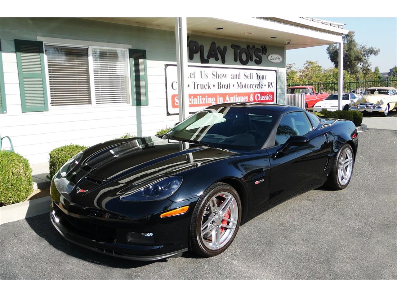 C6 Z06 For Sale >> 2007 Chevrolet Corvette Z06 For Sale Classiccars Com Cc 1161286