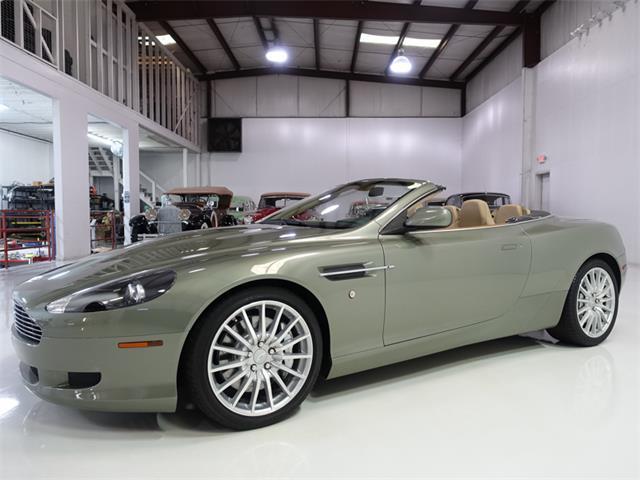 Picture of 2006 Aston Martin DB9 located in Missouri - OV5T