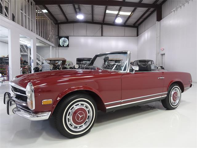 Picture of Classic 1970 280SL located in Missouri - $169,900.00 Offered by  - OW29