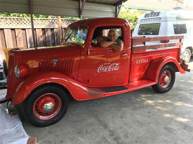 Picture of '35 Pickup - OW2B