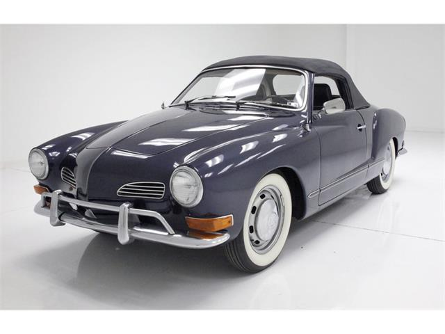 Picture of 1970 Volkswagen Karmann Ghia located in Pennsylvania - $19,500.00 - OW2Q