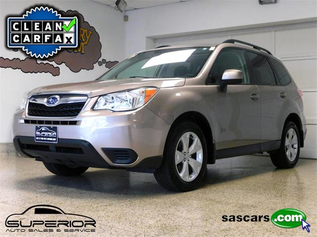 Picture of '15 Forester - OW2T