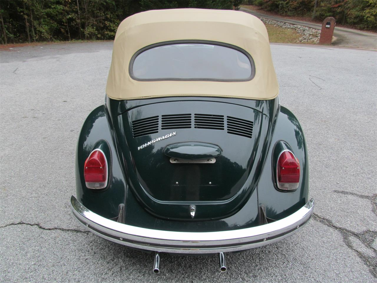 Large Picture of '72 Beetle - OV5W