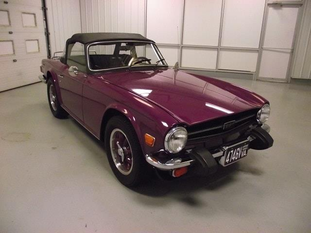Picture of 1976 TR6 located in Virginia - OW2X