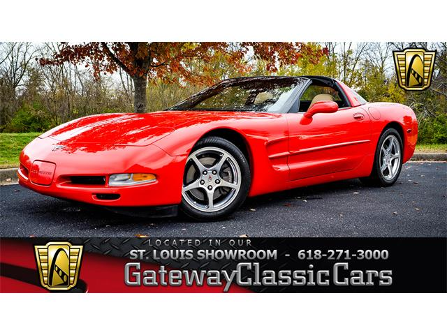 Picture of '03 Corvette - OW35