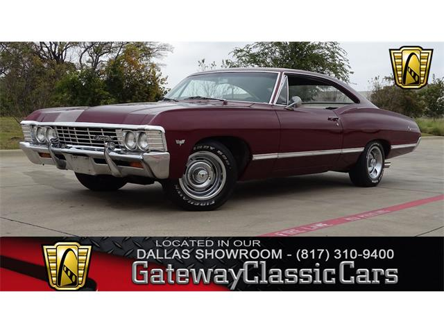 Picture of '67 Impala - OW3A