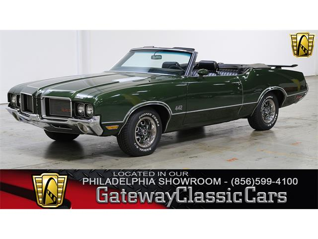 Picture of '72 Oldsmobile 442 located in West Deptford New Jersey - $44,995.00 Offered by  - OW3H