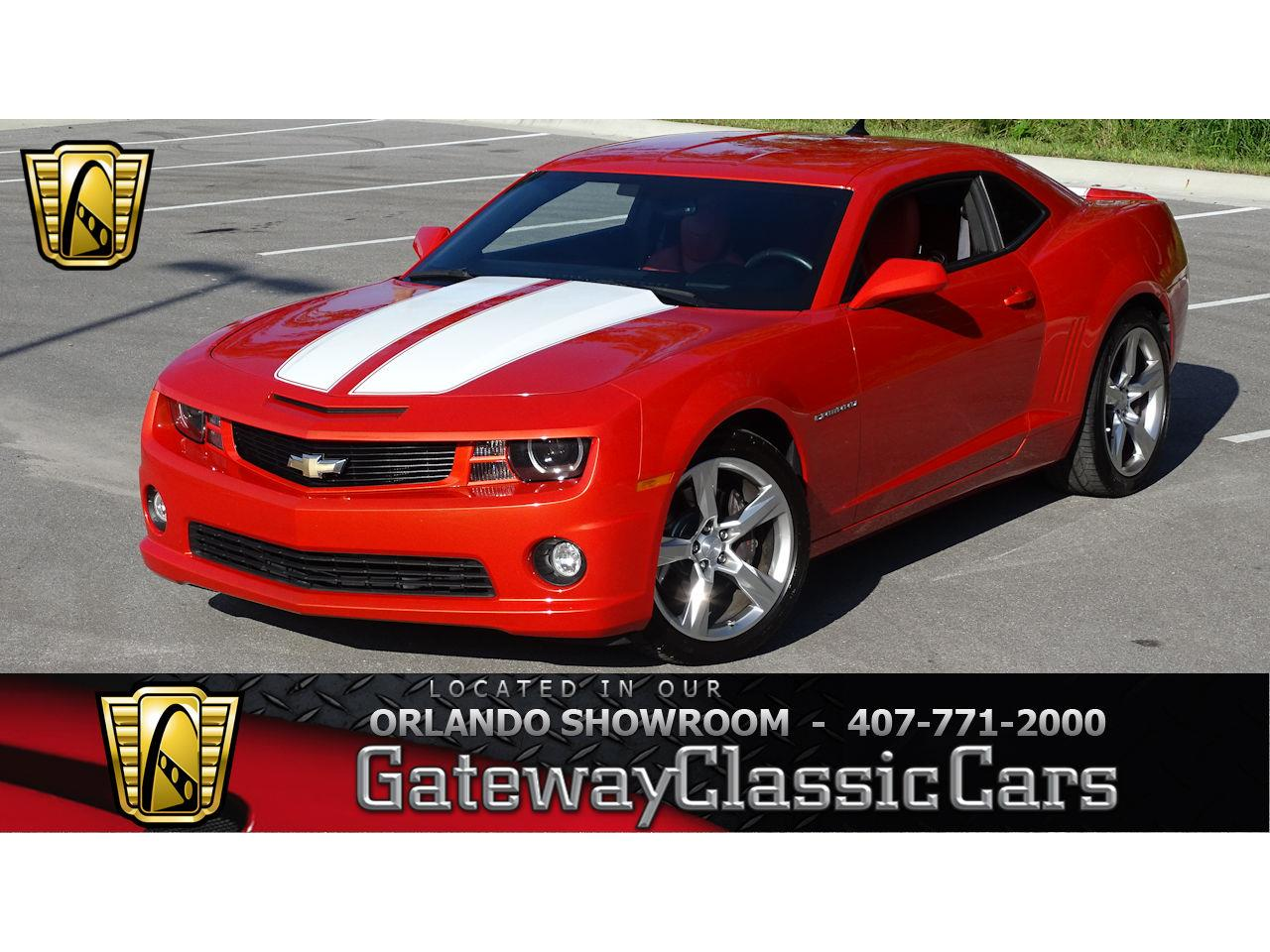 2011 Camaro For Sale >> 2011 Chevrolet Camaro For Sale Classiccars Com Cc 1161352