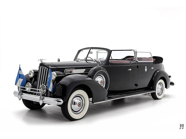 1939 Packard Super Eight