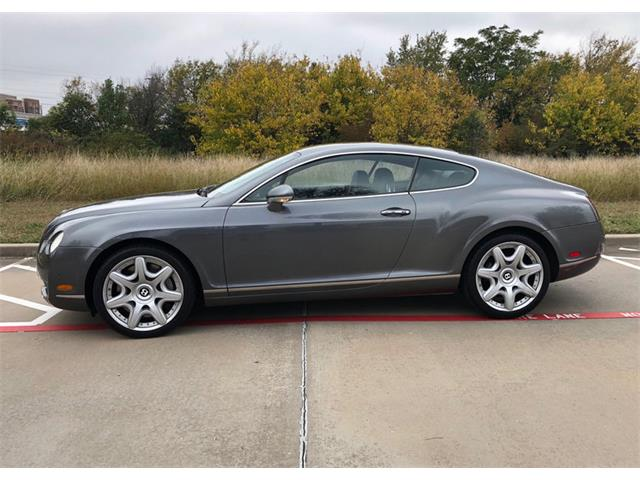 Picture of '07 Bentley Continental Auction Vehicle - OW48