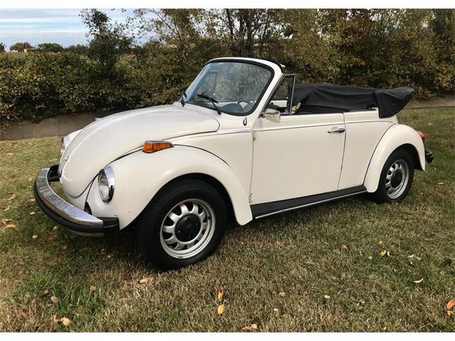 Picture of '78 Super Beetle Auction Vehicle Offered by  - OW4F