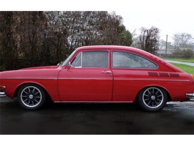 Picture of Classic '71 Volkswagen Fastback Auction Vehicle - OW4V