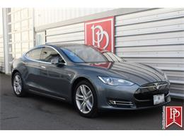 Picture of '14 Tesla Model S located in Bellevue Washington - OW52