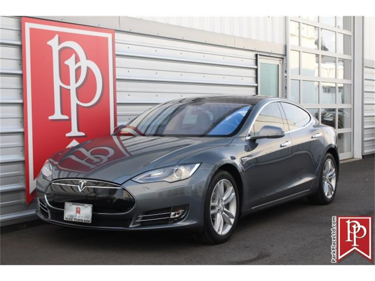 Large Picture of 2014 Tesla Model S located in Bellevue Washington - $37,950.00 - OW52