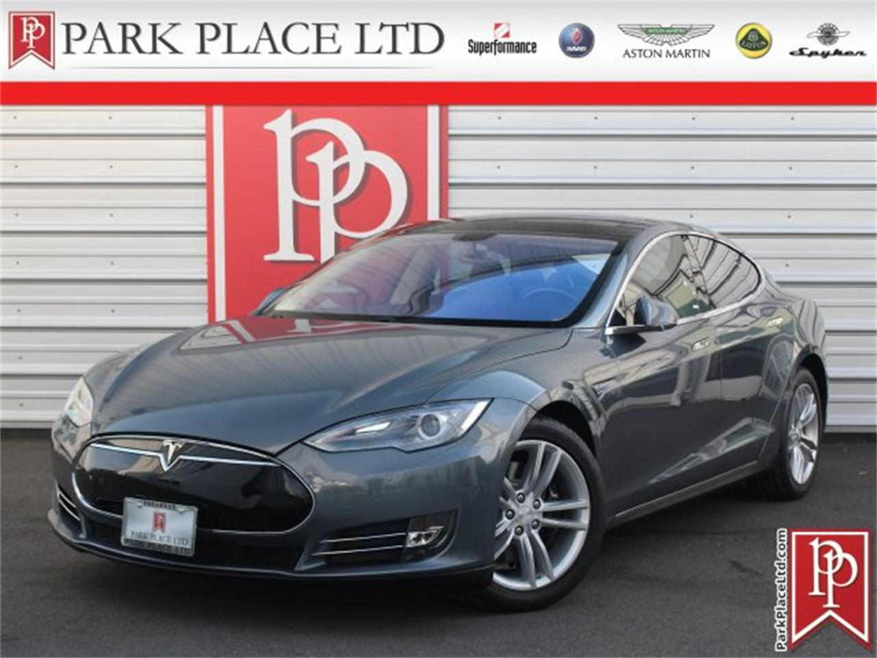 Large Picture of 2014 Tesla Model S - OW52